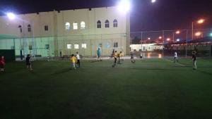 camp football