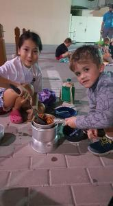 pasta time cub camp